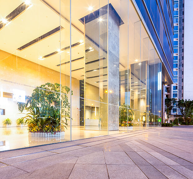 Building automation services for services and repairs
