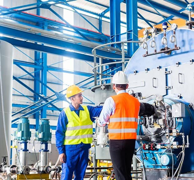 Building solutions for mechanical system operation and lighting upgrades
